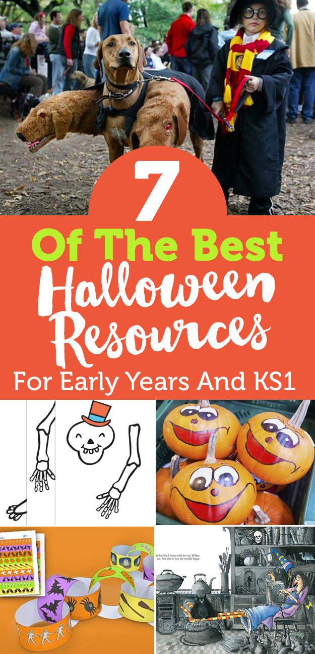 25 Of The Best Halloween Resources For Early Years And KS25