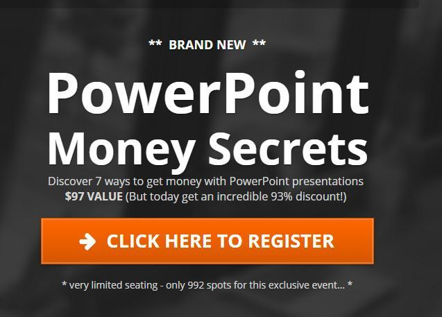 PowerPoint Money Secrets Review – Incredible 7 Ways To Get
