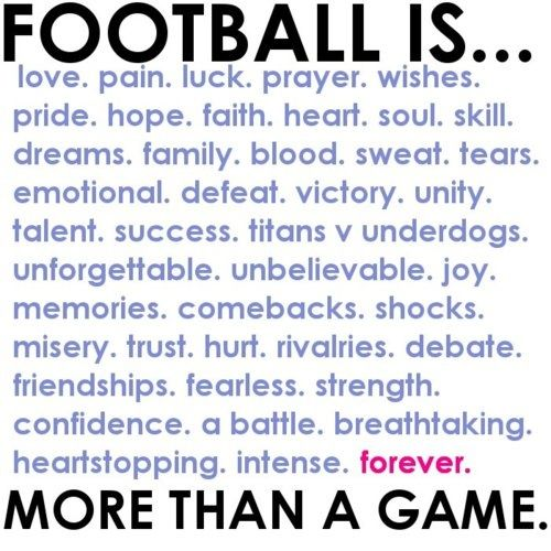 E Quotes For Football Found On Under Thecrescentmoon Tumblr Com