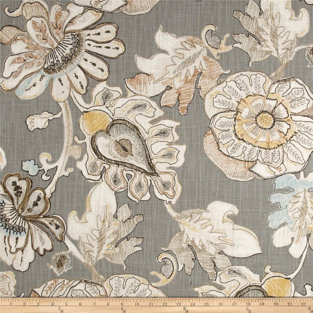 Richloom Almada Granite Fabric