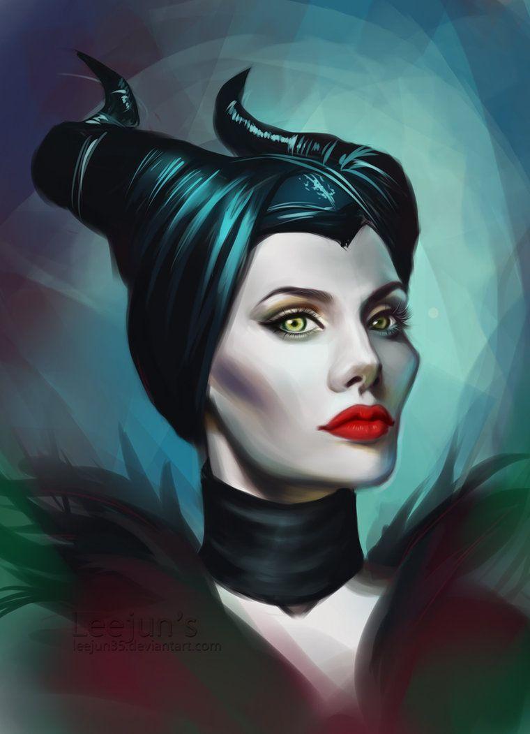 Maleficent by leejun35