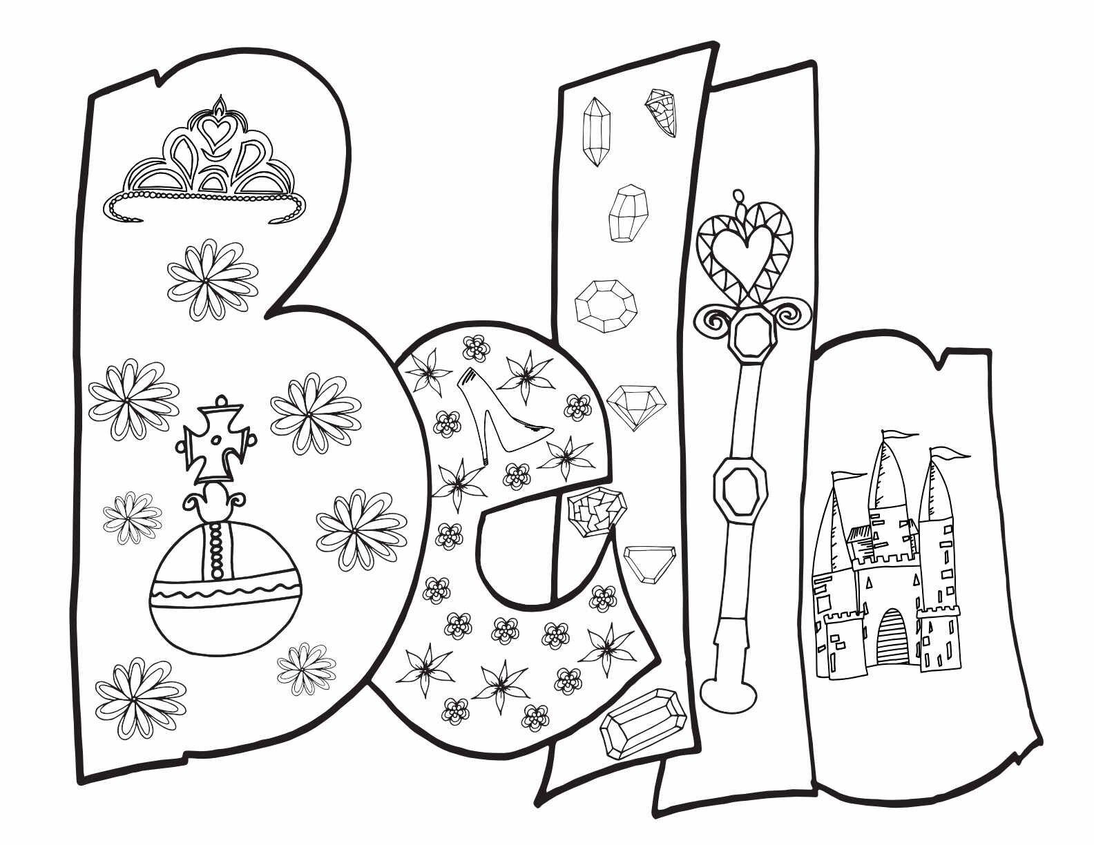 LAUREN Classic Stevie Doodle Printable - Free Printable Coloring ... | 1224x1584