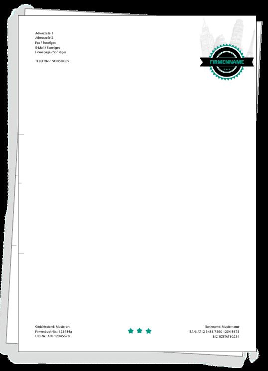 Das Moderne Und Zugleich Zeitlose Briefpapier Online Personalisieren