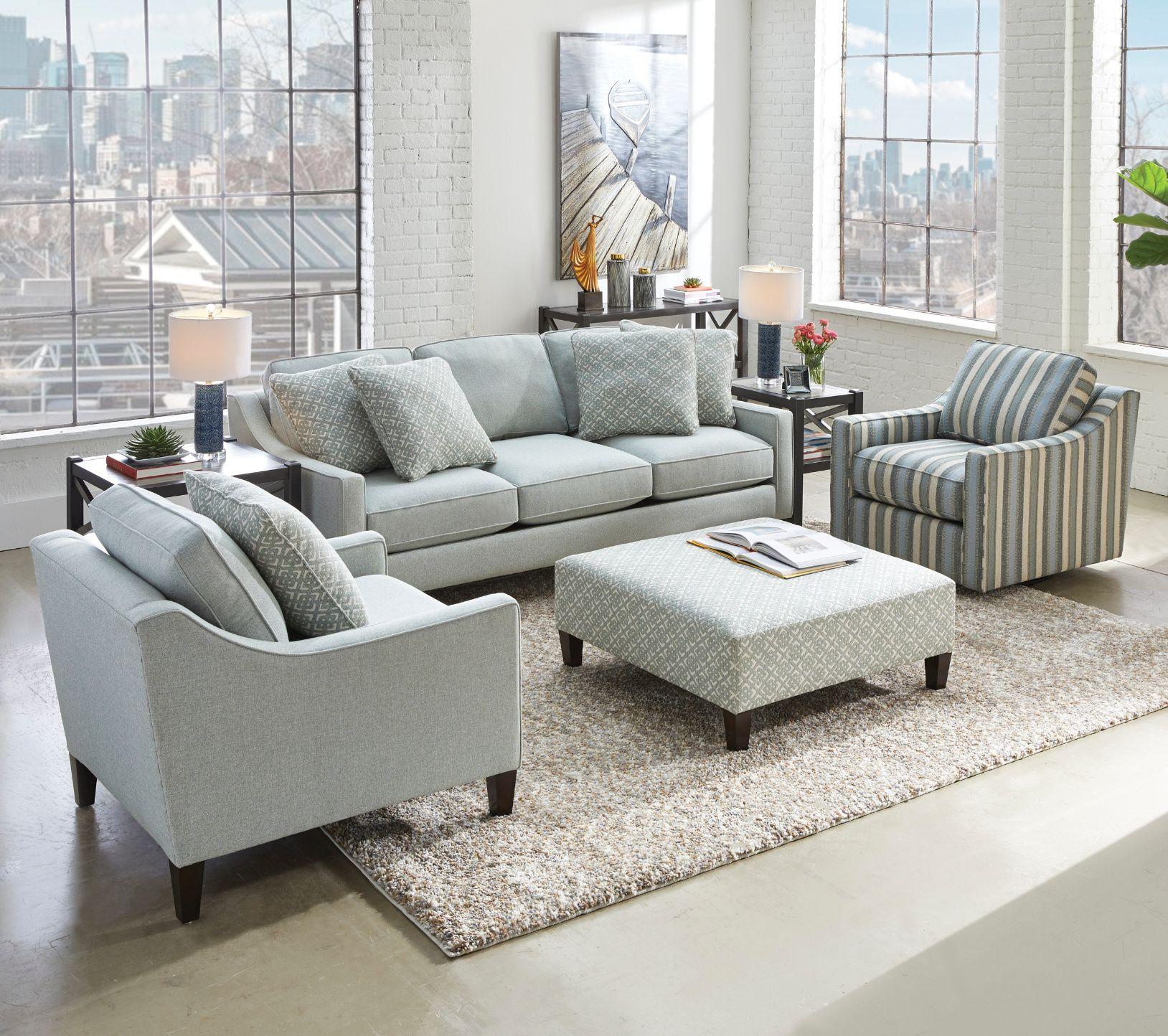 Mcnichols Sofa Living Room Remodel Modern Contemporary Living