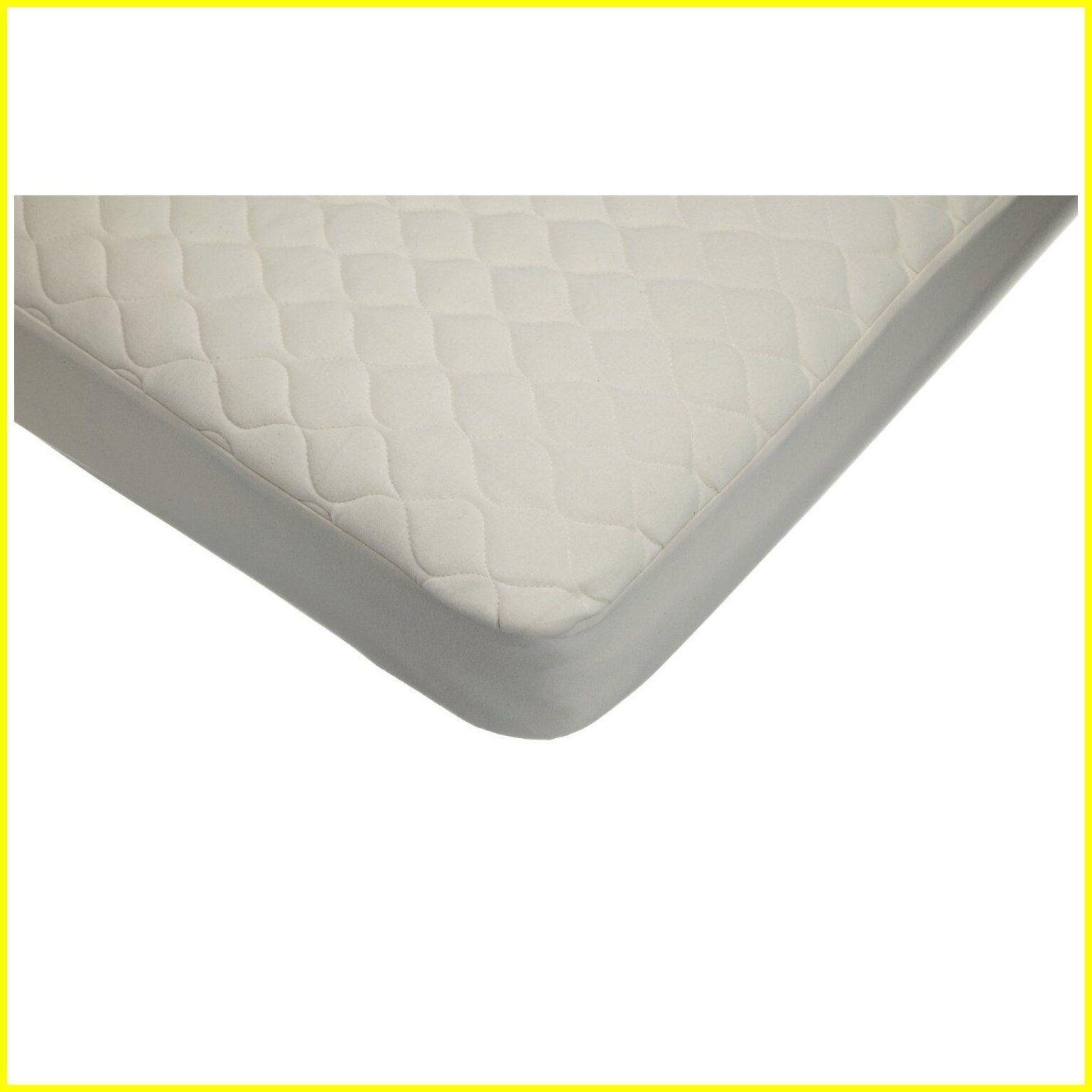 50 Off Only 7 99 Pack N Play Mattress Cover Waterproof Crib Mattress Pad Protector In 2020 Crib Mattress Pad Crib Mattress Protector Waterproof Crib Mattress Cover