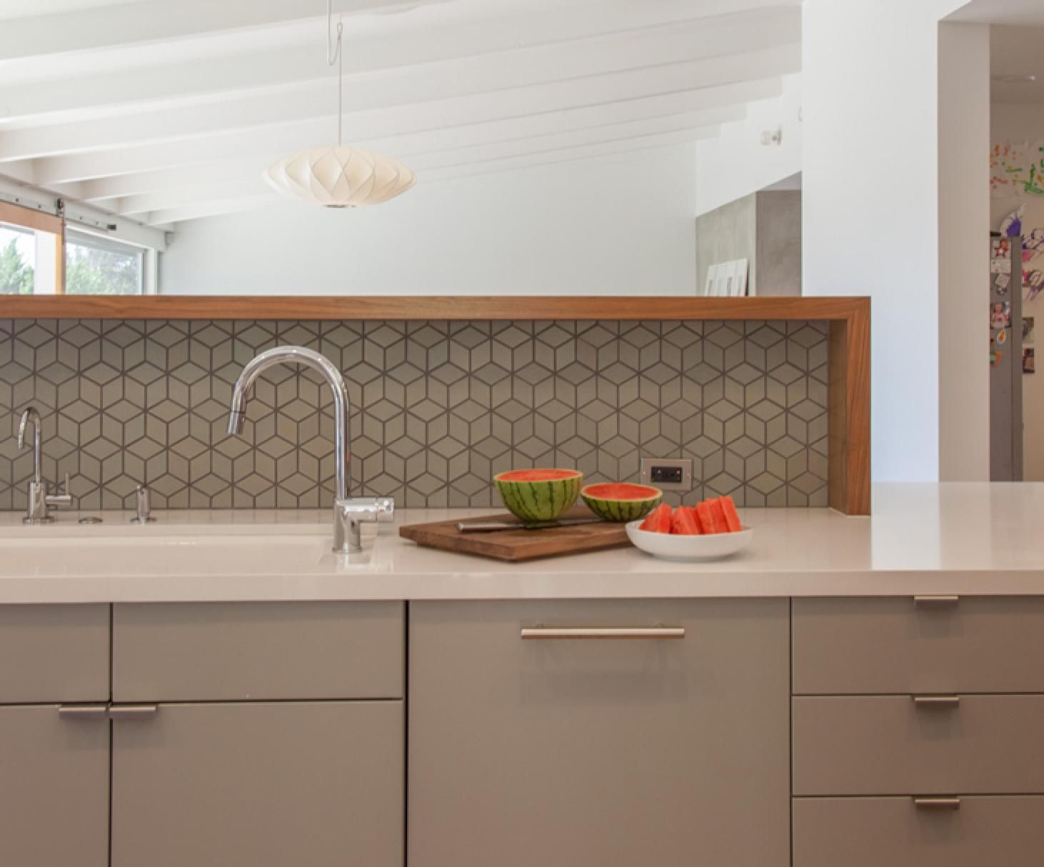 Installation Inspiration - Heath Ceramics   House