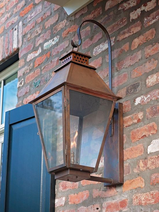 Beautiful Copper Fixture With Light Patina Exterior Light Fixtures Copper Fixture Exterior Lighting