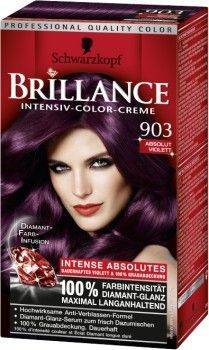 Poly Brillance St3 Intense Absolute 903 Violet Chf 8 95