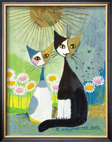 29 Best Artist Rosina Wachtmeister Images Cat Art Art Z Arts
