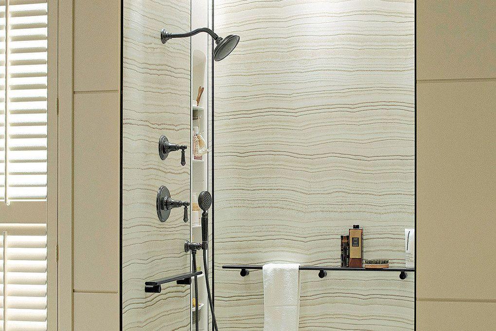 decorative grab bars - Google Search Forever Home Design Ideas