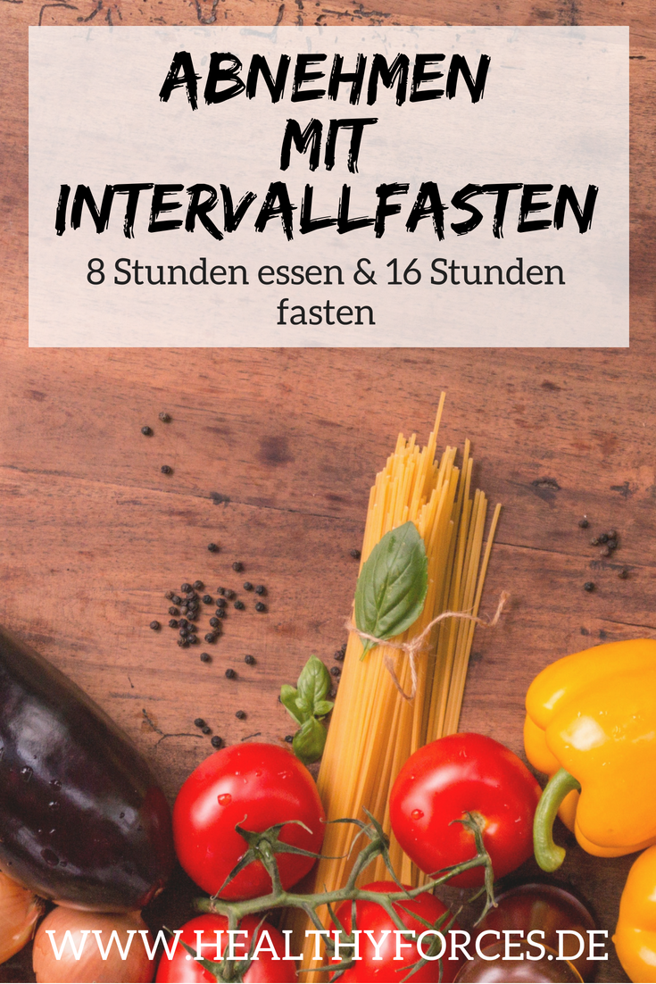 Intervallfasten 16 8 So Funktioniert Teilzeitfasten Healthyforces