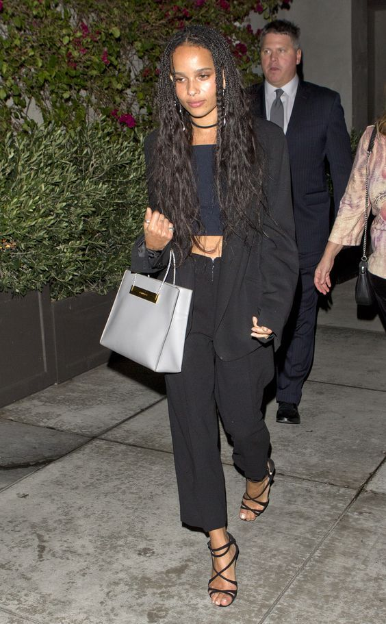 Steal Her Style: Zoe Kravitz | A Girl in LA #zoekravitz