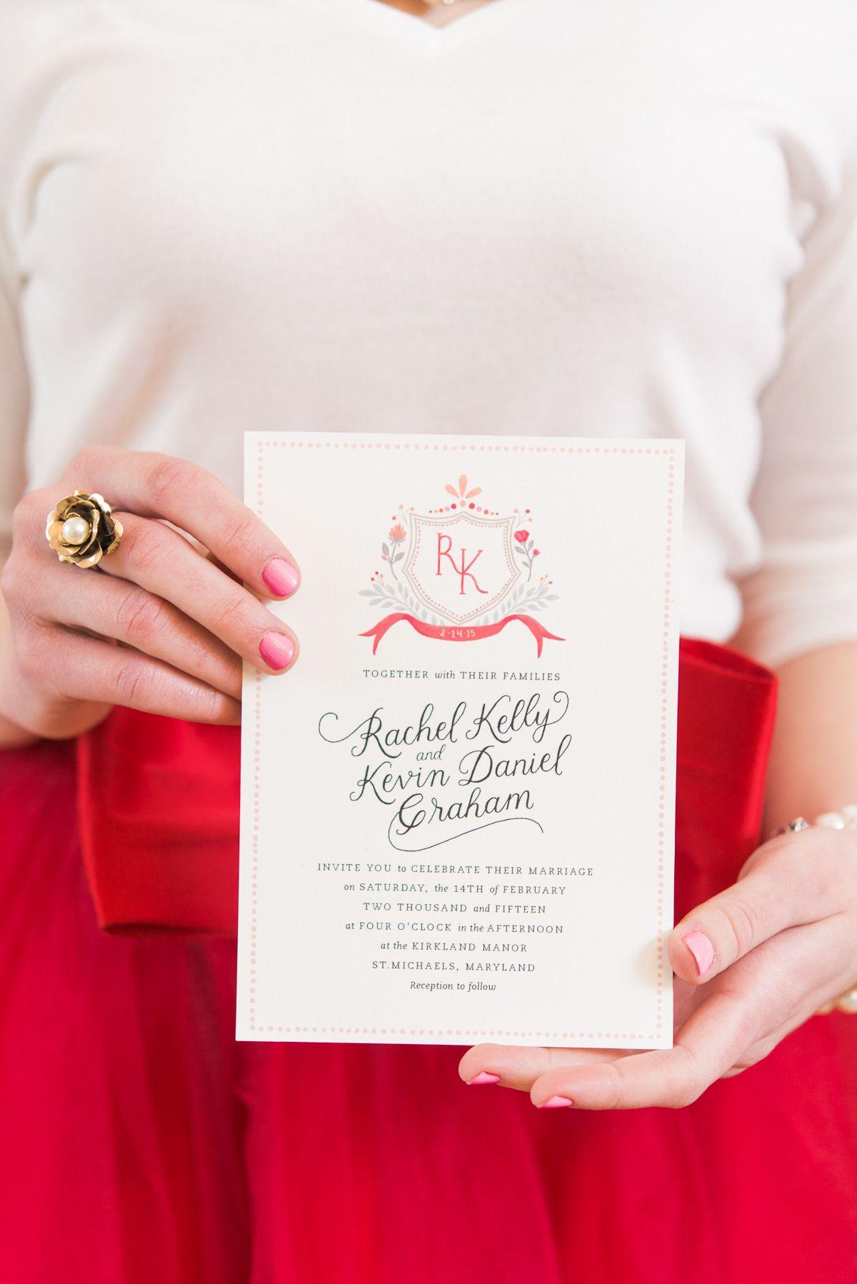Charming Valentine\'s Day Wedding Inspiration | Pinterest ...