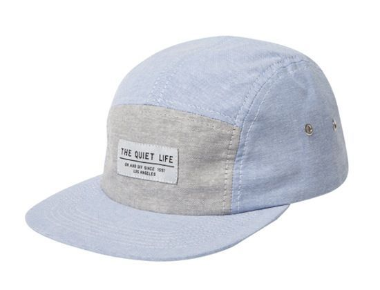 "5-Panel Fridays  THE QUIET LIFE ""Oxford"" Collection  ba9cf56db7b9"