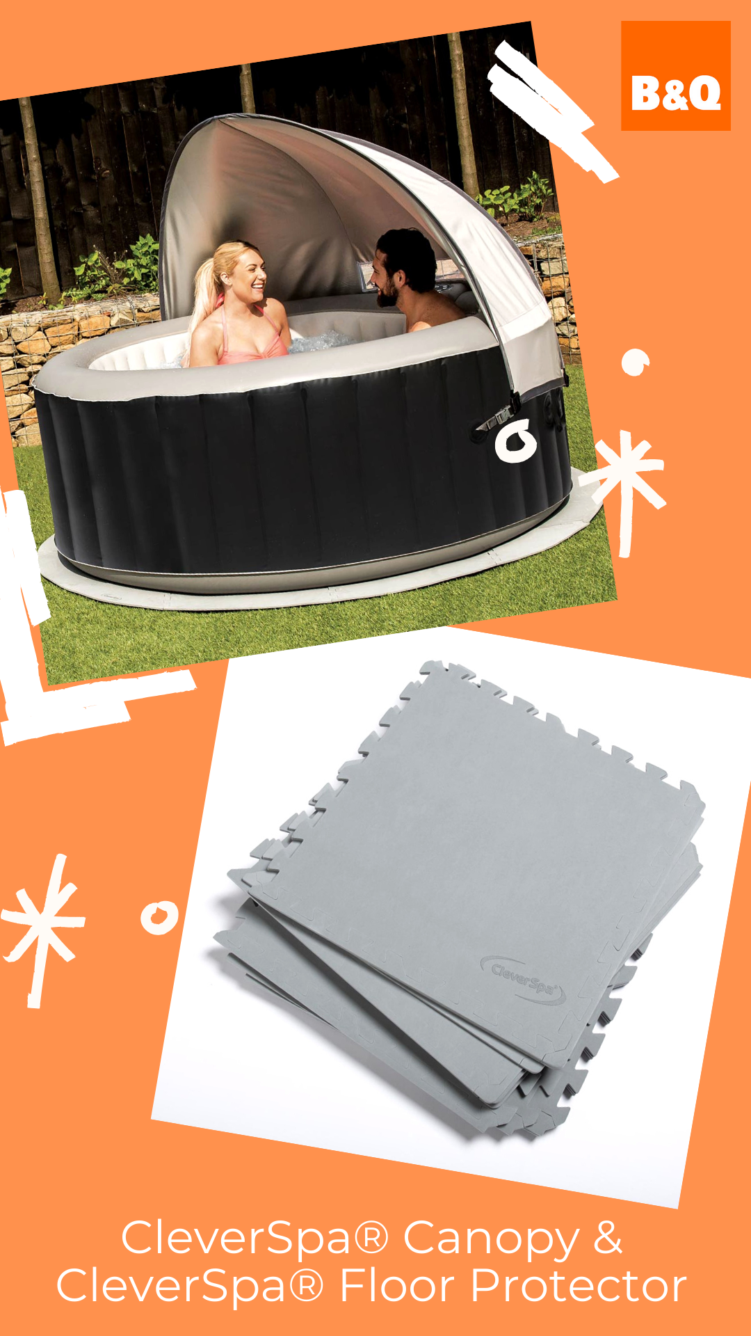 Beautiful Mates To Make Your Inflatable Hot Tub Safe Weekend Health Travel Staycation Luxuryhottub Lifestyle Summertime Garden