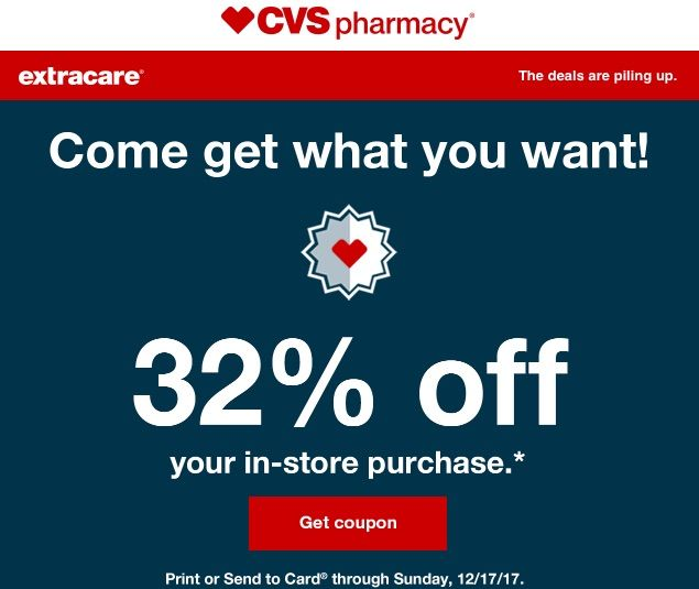 Cvs Drugstore Gives You 30 Off In Store Each Weekend Print Coupons Cvs Cvs Card