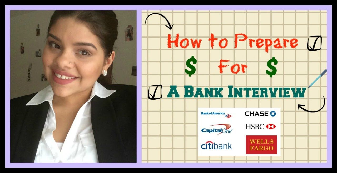 How To Bank Teller Interview