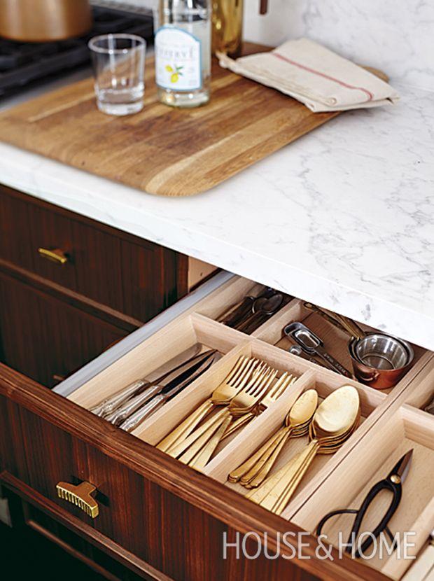 Get Organized 23 Time Saving Kitchen Storage Ideas Kitchen Storage Kitchen Renovation Kitchen