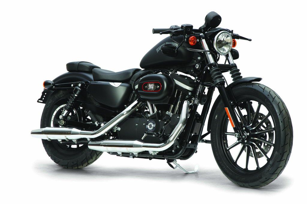 THIS Harley Davidson. Please.