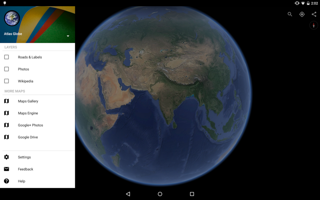 Google Earth Lets You Fly Anywhere On Earth To View Satellite