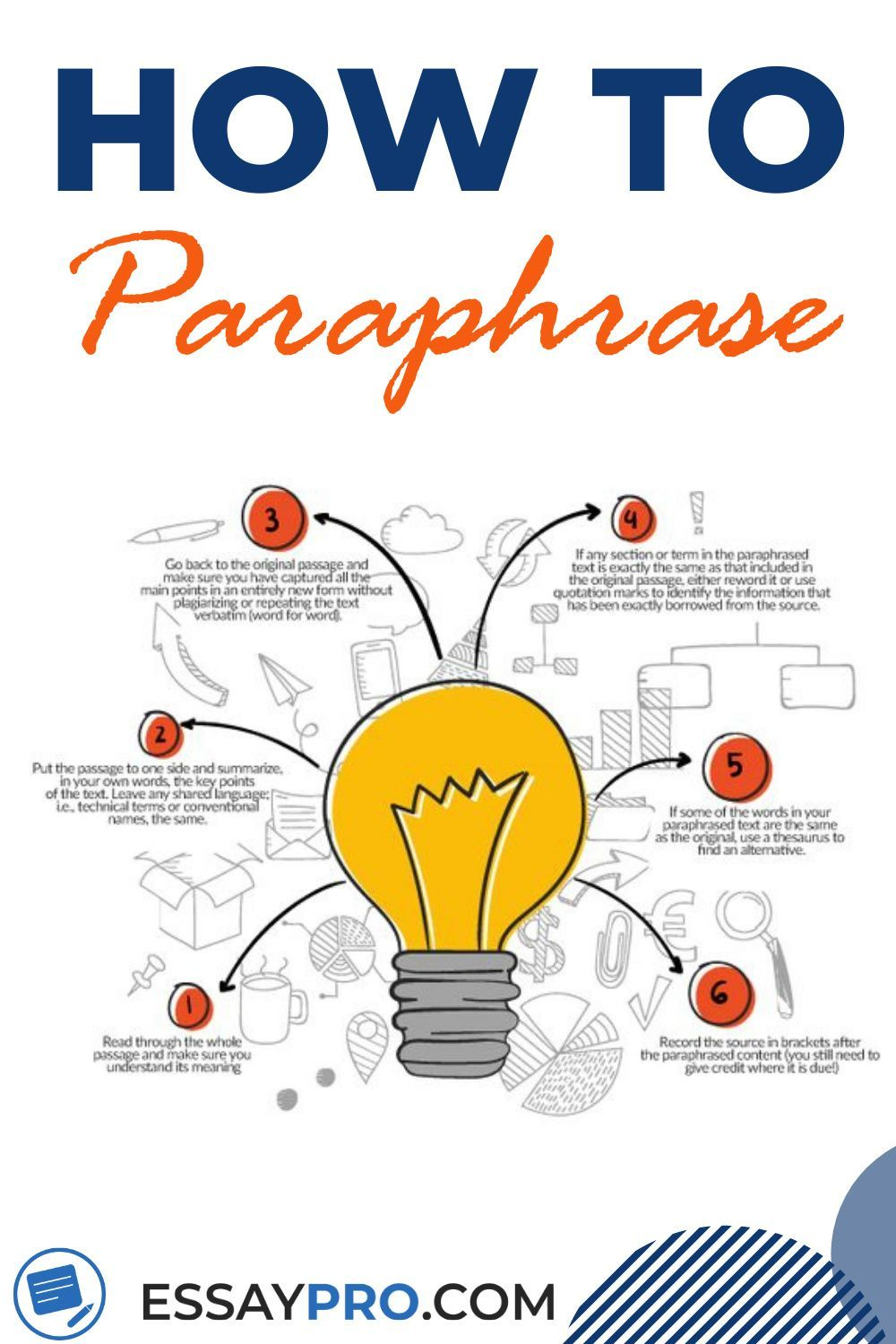 How To Paraphrase In An Essay Help Writing Best Service A Website Mla