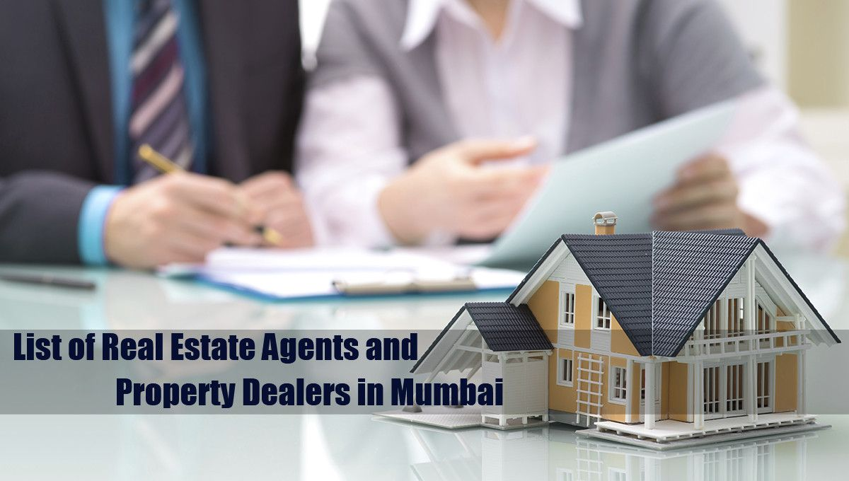 Find Reliable Realestateagent Propertydealer In Mumbai At