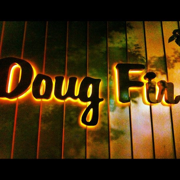 Douglas Fir Lounge: As per a friend of mine: Great place for Breakfast and great music venue at night