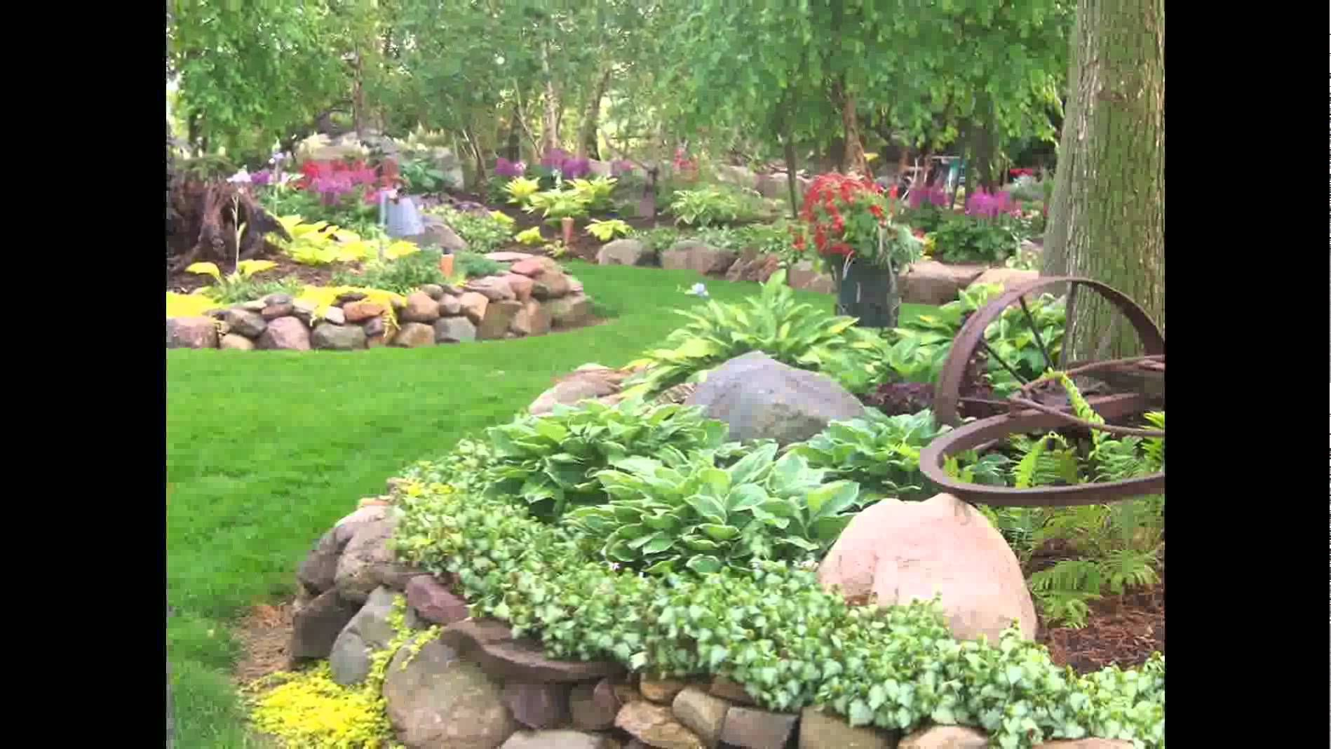 Rock Garden Designs | Rock Garden Designs For Front Yards | Small Rock G...
