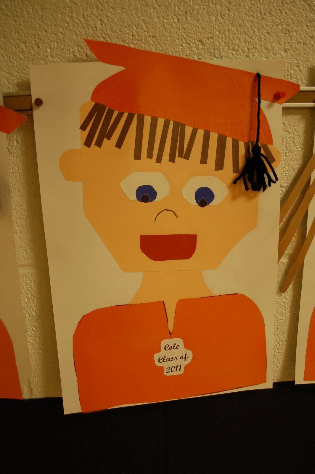 Kinder Garden: Preschool Graduation Crafts Or Ideas
