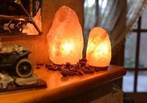 Lámparas de sal propiedades del Himalaya Conoces sus beneficios?
