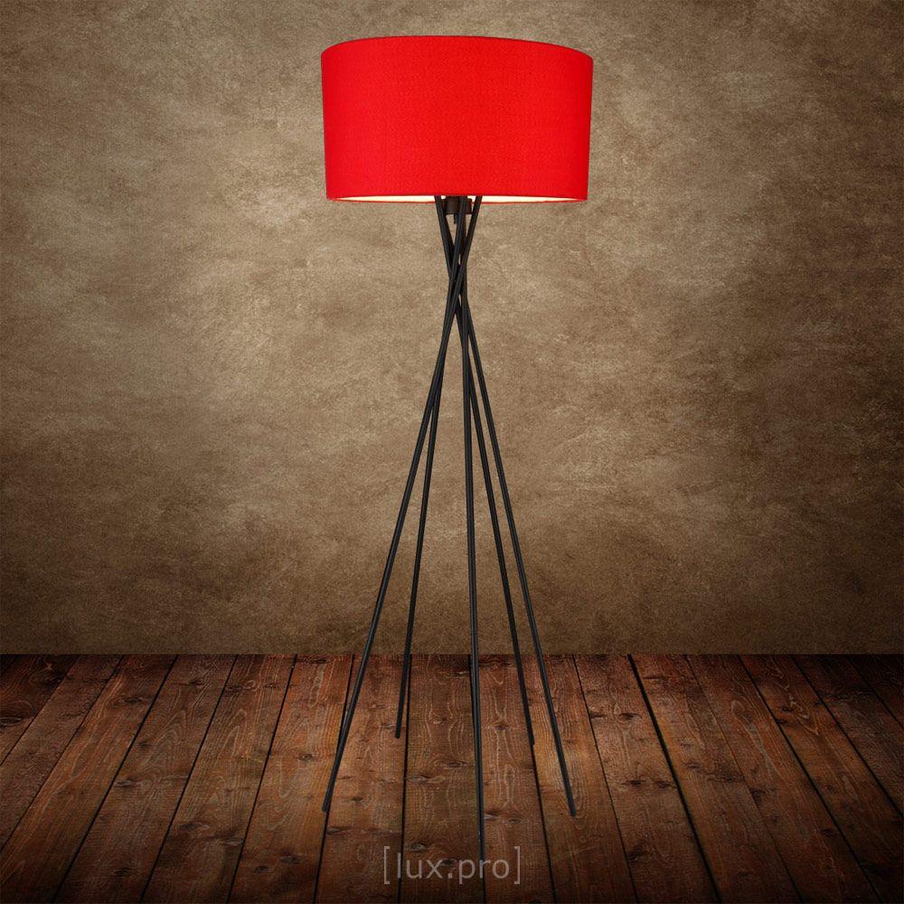 Moderne-Stehleuchte-Stehlampe-Lampe-Wohnzimmerlampe-Leuchte ...