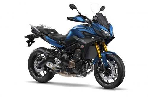 Meet Yamaha S Ultimate Sport Tourer The Tracer 900 Gt Tracer