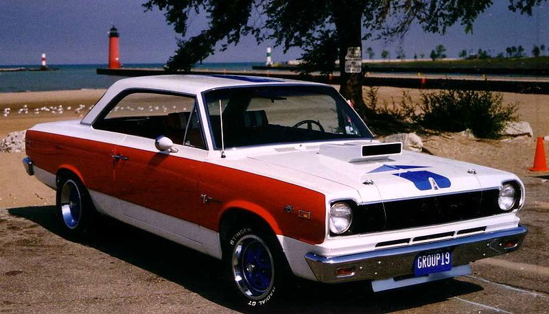 Curbside Classic 1968 Rambler American The Truth About Cars The