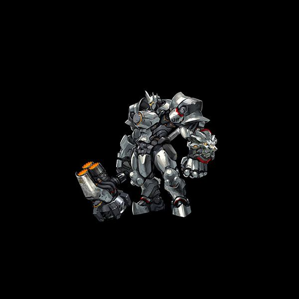 Papers.co wallpapers - as29-overwatch-art-game-reinhardt-dark-illustration - http://papers.co/as29-overwatch-art-game-reinhardt-dark-illustration/ - game, illustration
