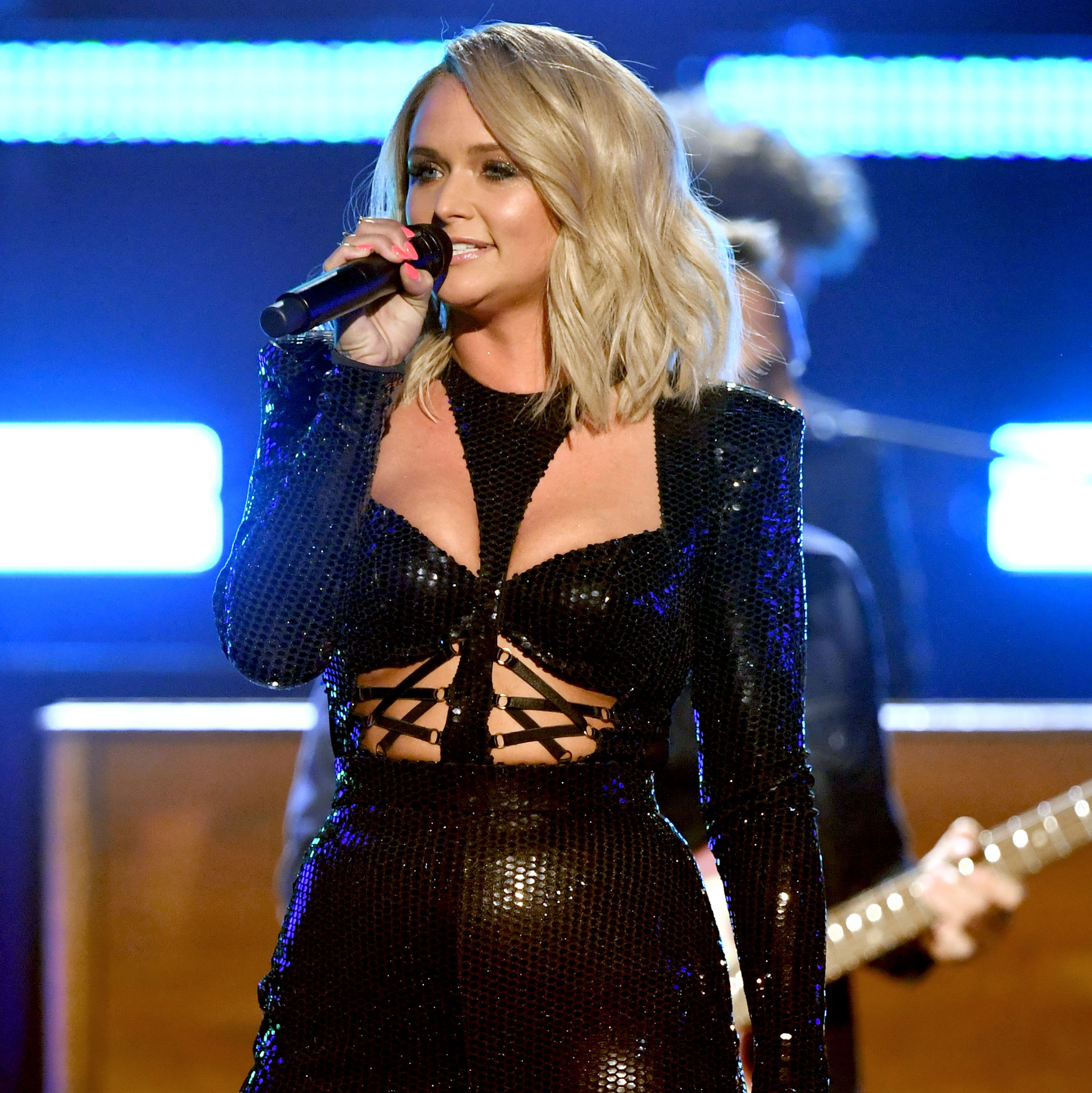 Celebrity Wedding Singers: Did Miranda Lambert Take A Dig At Blake Shelton During Her
