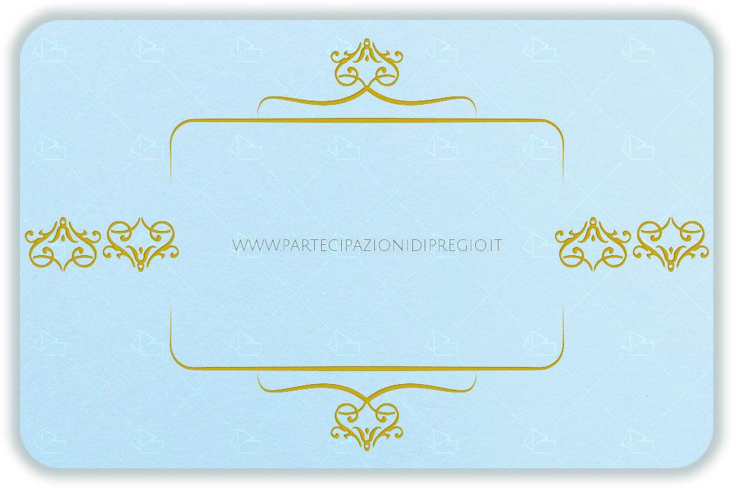 33d0935176bb Partecipazione di matrimonio - dimensione  17 x 11 - forma  Rettangolare  angoli arrotondati -