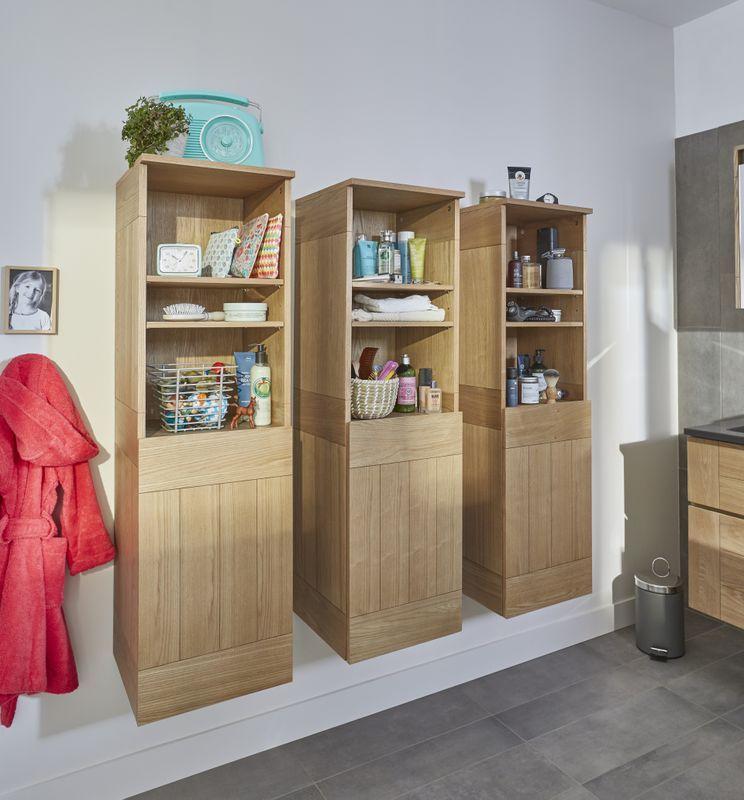 Colonne de salle de bains fr ne essential ii en 2019 rangements home decor entryway et decor - Colonne de salle de bain avec tiroir ...