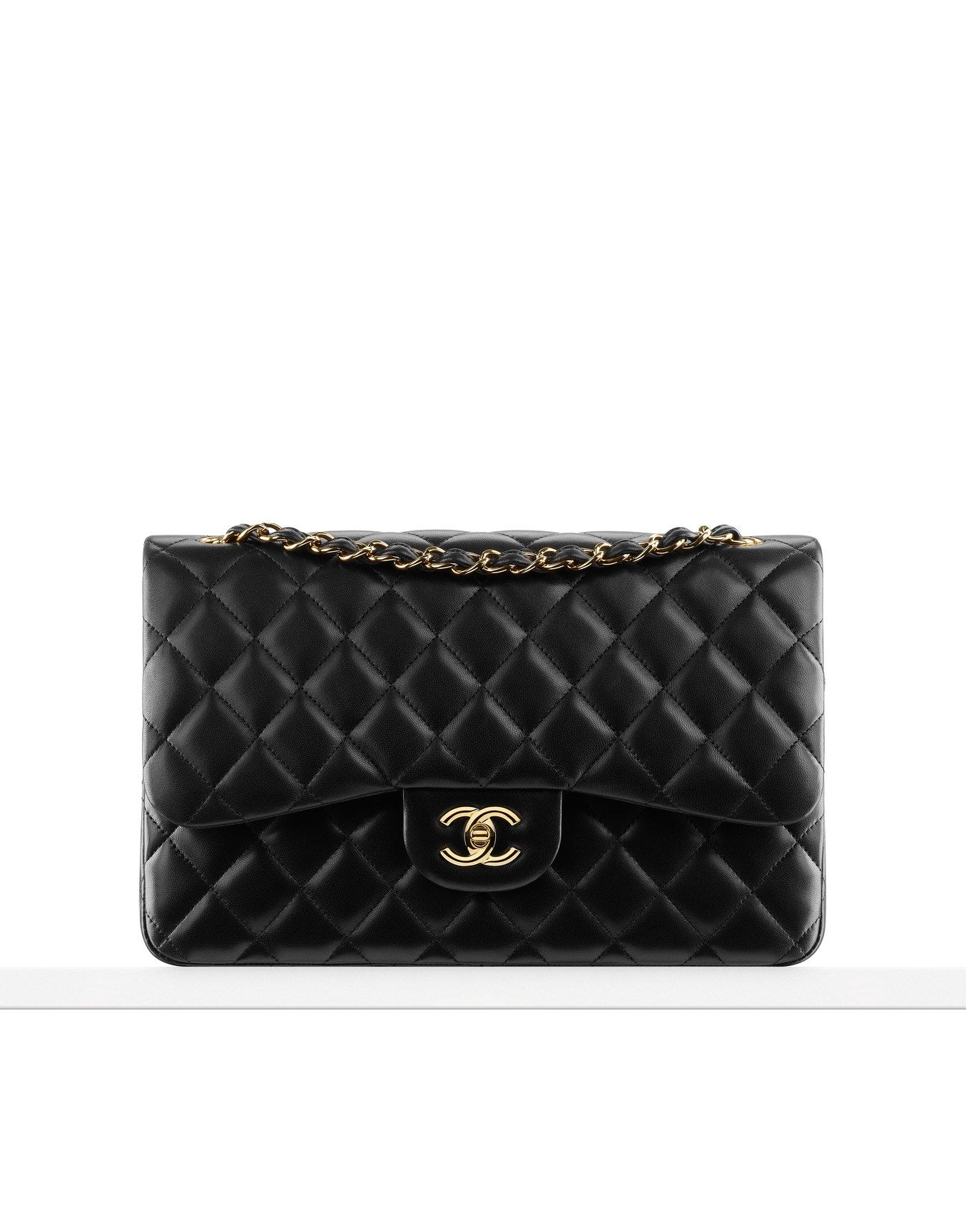 Chanel Classic Quilted Flap Bag 6 3 X 10 X 3 In Chanel Flap Bag Chanel Classic Flap Bag Classic Flap Bag
