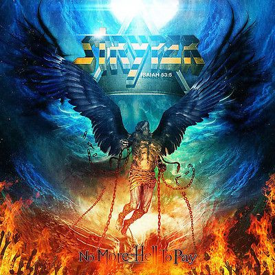 Stryper No More Hell To Pay CD 2013 Frontier * NEW * STILL SEALED *