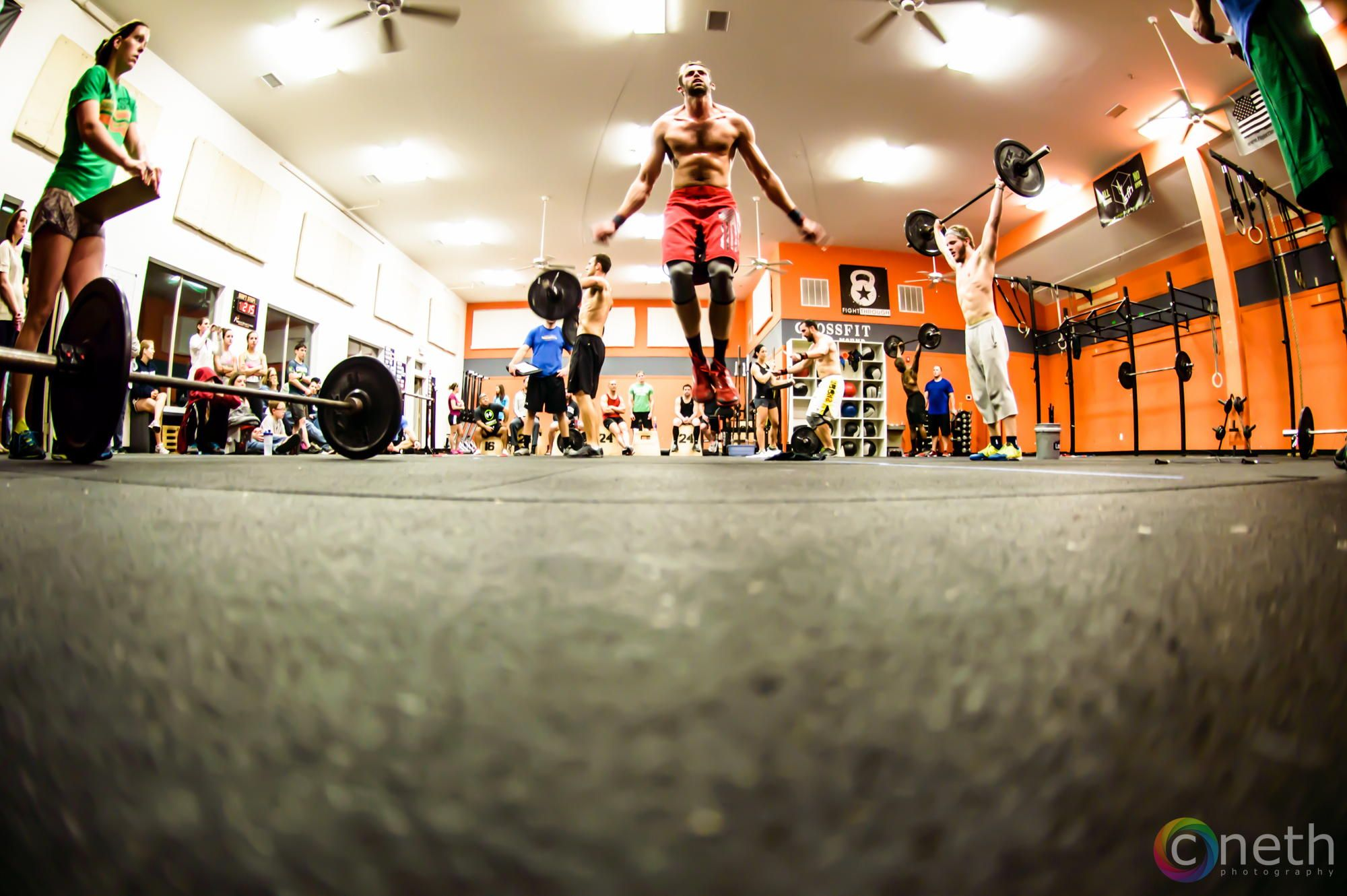 CrossFit Games 2014 14.1 Workout by Cathy Neth on 500px