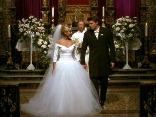 Dream Marriage Buffy Angel With