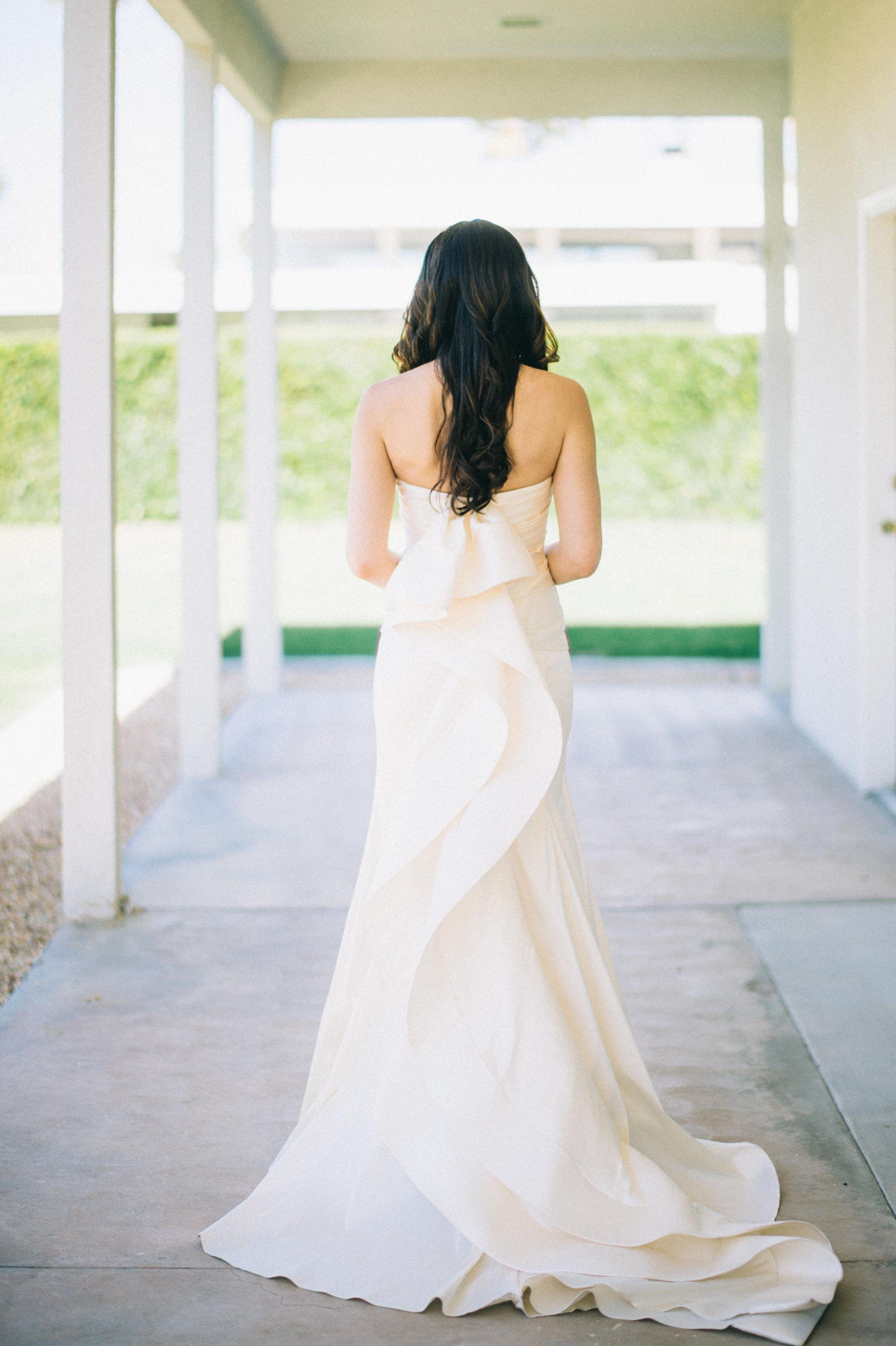 Oscar De La Renta Caroline Wedding Dress Used Size 8 2 500