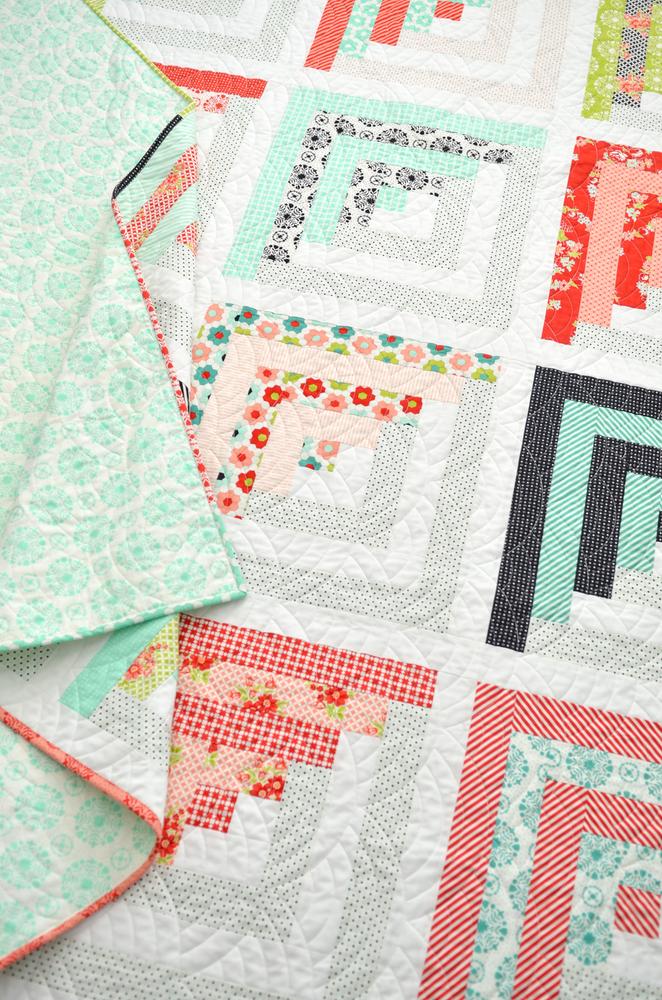 Thimble Blossoms — Room&Board- pattern 203 PDF pattern