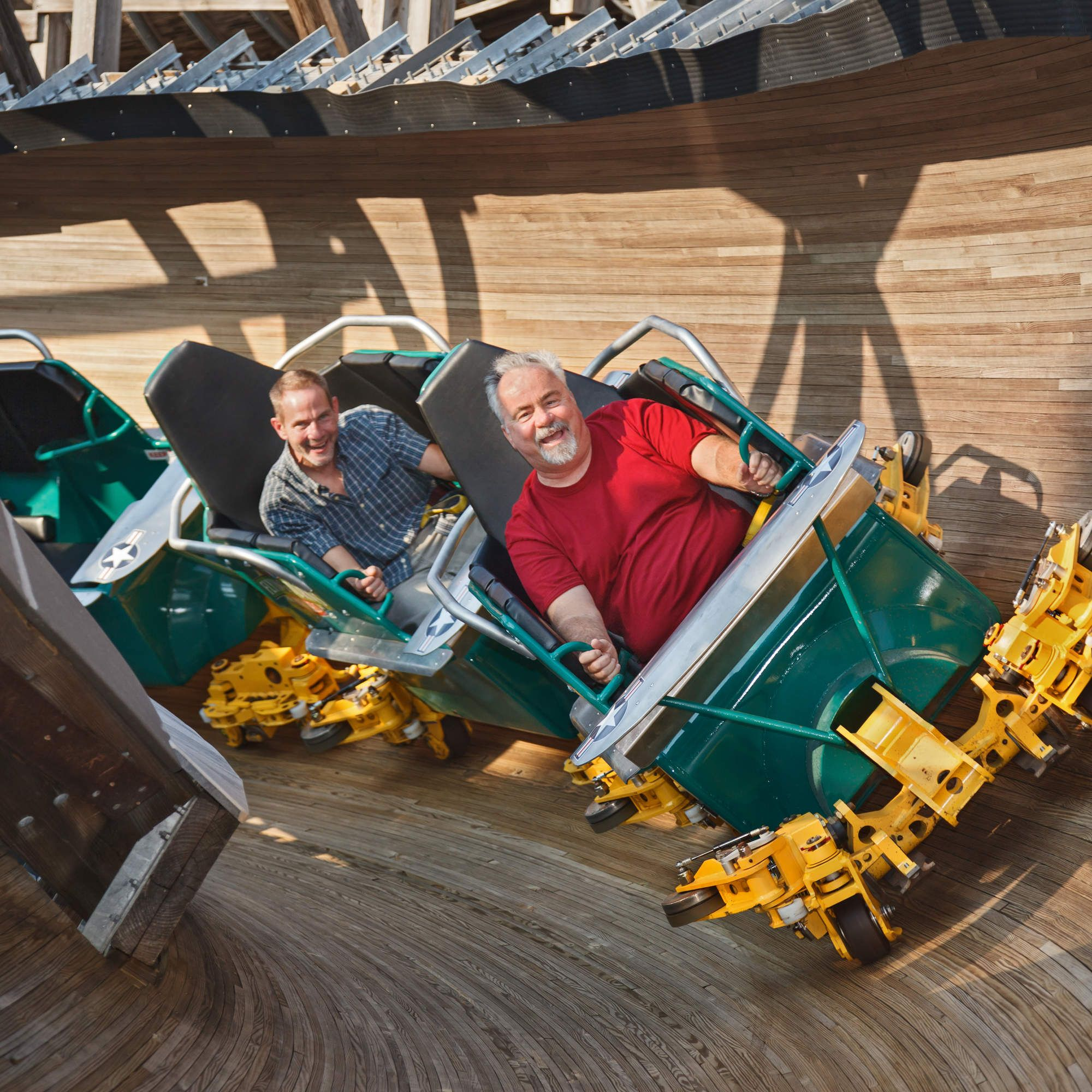 This Insane Trackless Roller Coaster Promises A Slightly