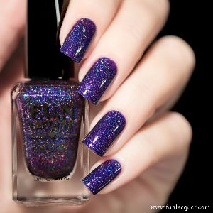 F.U.N. Lacquer- iparallaxe- Andromeda