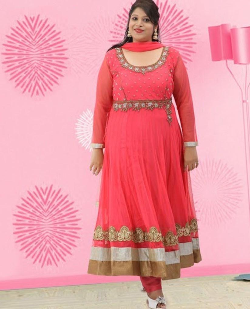 Pin de Kaurs Creations, LLC en Indian fashion for curvy women ...