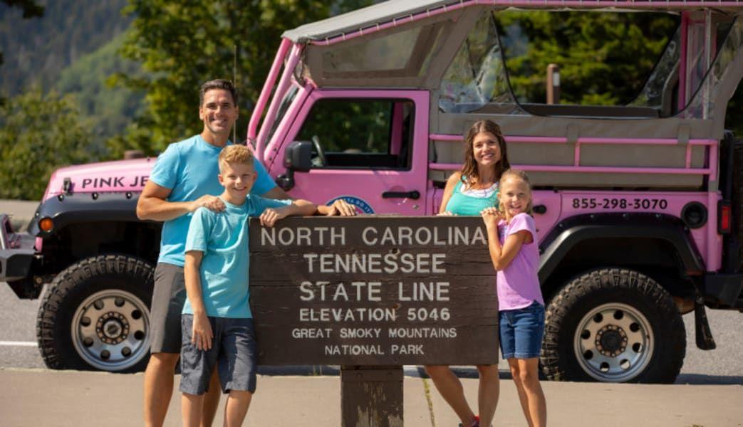 Buy Cheap Jeep Tour Smoky Mountains Newfound Gap Tour 3 Hours Adventures Travel Gift Smokies Smoky Mountains Newfound Gap