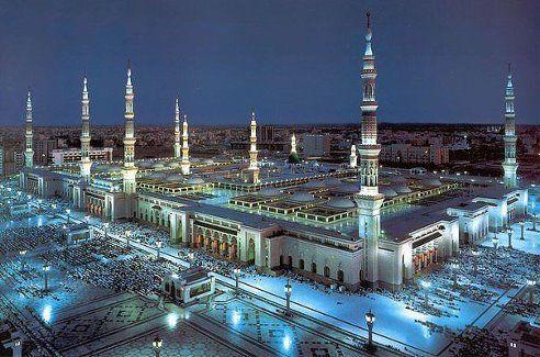 Koleksi Wallpaper Masjid Al Nabawi