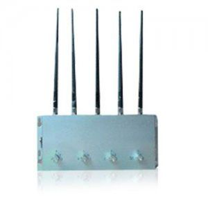 China signal jammer blocker - Buy 6 Bands 3G 4G Cell Phones & WiFi Jammer with 10m radius Latest new Products, price $629