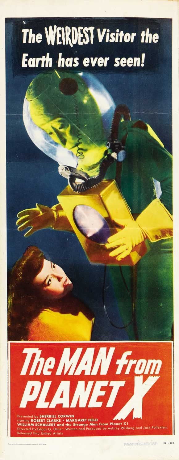 The Man from Planet X retro movies | Science Fiction | Pinterest ...